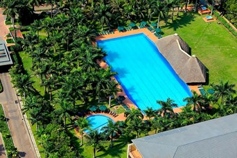 On The Shores Of Lake Victoria 30 Minutes From City Centre Lies Speke Resort Munyongo A Grand Complex Spread Out 90 Acres Consisting 5 Star